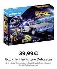 Oferta de Juguetes Playmobil por 39,99€