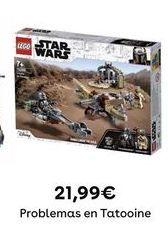 Oferta de Juguetes LEGO por 21,99€