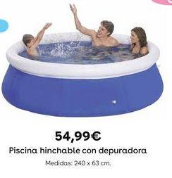Oferta de Piscinas por 54,99€