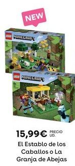 Oferta de Juguetes LEGO por 15,99€