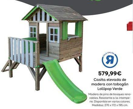 Oferta de Casita infantil por 579,99€