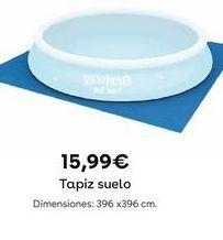 Oferta de Tapiz para suelo de piscinas por 15,99€