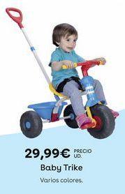 Oferta de Bicicleta infantil por 29,99€