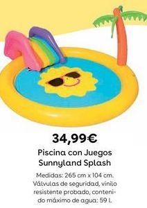 Oferta de Piscinas por 34,99€