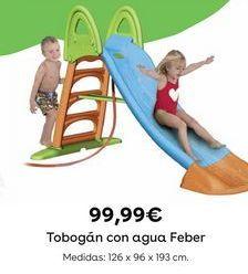 Oferta de Tobogán por 99,99€
