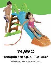 Oferta de Tobogán por 74,99€