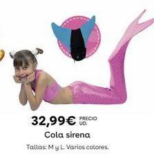 Oferta de Disfraces por 32,99€