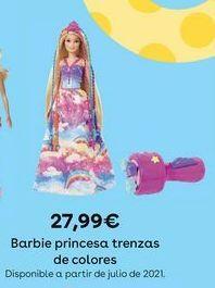 Oferta de Muñecas Barbie por 27,99€