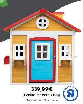 Oferta de Casita infantil por 339,99€