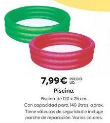 Oferta de Piscinas por 7,99€