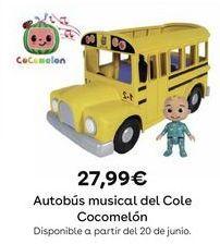 Oferta de Autobús interactivo por 27,99€