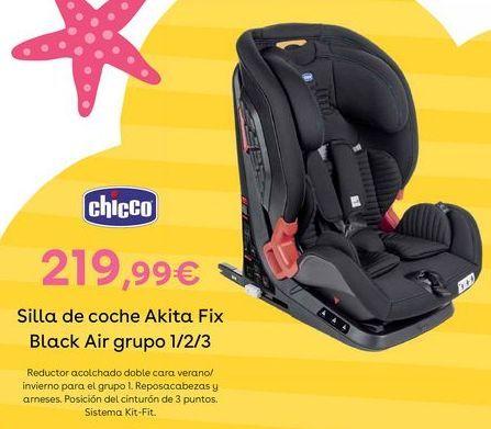 Oferta de Silla de coche Chicco por 219,99€