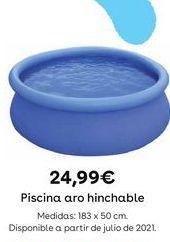 Oferta de Piscinas por 24,99€
