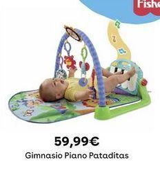 Oferta de Gimnasio para bebé Fisher-Price por 59,99€