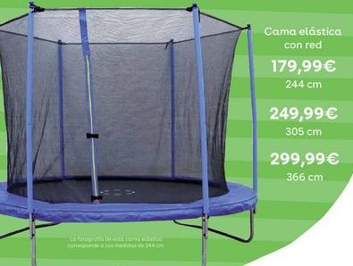 Oferta de Cama elástica por 179,99€