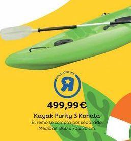 Oferta de Kayak por 499,99€
