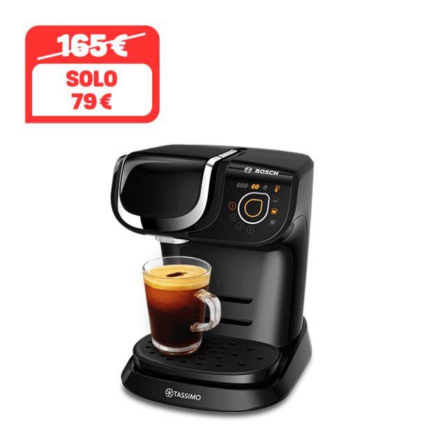 Oferta de Cafetera My Way 2 - negro por 79€