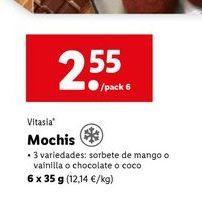 Oferta de Helados Vitasia por 2,55€