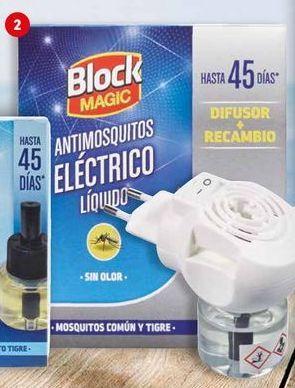 Oferta de Antimosquitos eléctrico por 3,19€