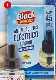 Oferta de Antimosquitos eléctrico por 1,79€