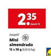Oferta de Helados Gelatelli por 2,35€