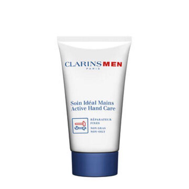 Oferta de Tratamiento Ideal Manos ClarinsMen por 21€