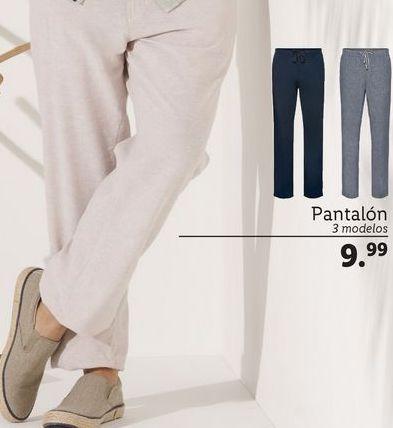 Oferta de Pantalones por 9,99€