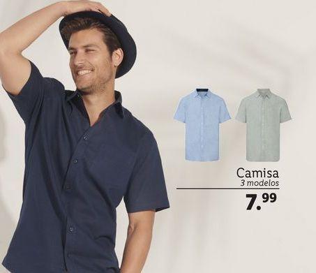 Oferta de Camisa hombre por 7,99€