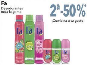 Oferta de Fa Desodorantes Toda la gama  por