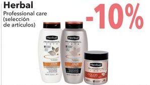 Oferta de Herbal Professional care por
