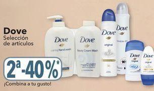 Oferta de Dove Selección de artículos  por