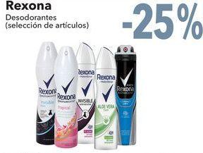 Oferta de Rexona Desodorante  por