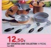 Oferta de Cocina de juguete por 12,5€
