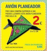 Oferta de Aviones de juguete por 2€