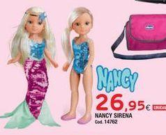 Oferta de Muñecas Nancy por 26,95€