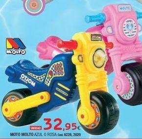 Oferta de Moto de juguete molto por 32,95€