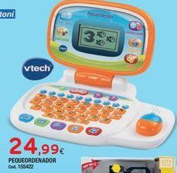 Oferta de Electrónica para niños Vtech por 24,99€
