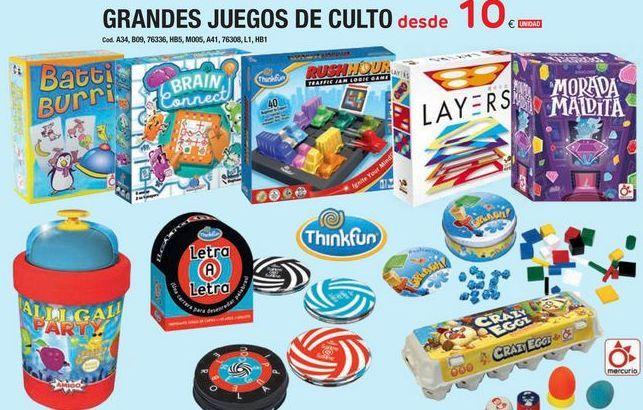 Oferta de Juegos por 10€