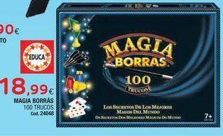 Oferta de Magia borrás Educa por 18,99€
