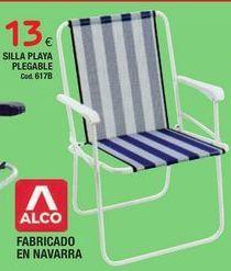 Oferta de Silla de playa por 13€