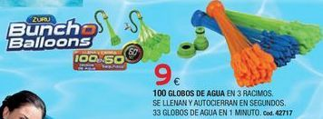 Oferta de Globos por 9€