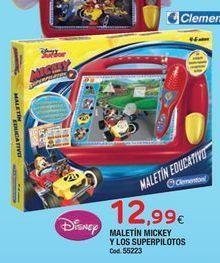 Oferta de Juegos Clementoni por 12,99€