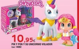 Oferta de Muñecos PinyPon por 10,95€