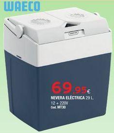 Oferta de Nevera eléctrica por 69,95€