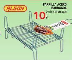 Oferta de Parrilla por 10€
