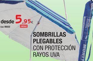 Oferta de Sombrilla por 5,95€