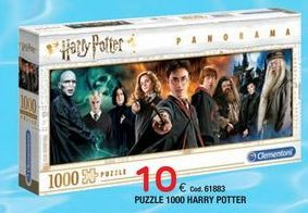Oferta de Puzzles Harry Potter por 10€