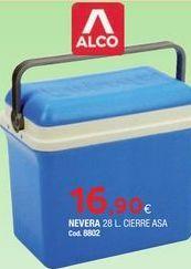 Oferta de Nevera portátil por 16,9€