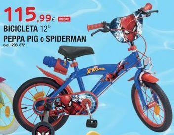 Oferta de Bicicleta infantil por 115,99€