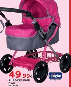 Oferta de Silla de coche Chicco por 49,99€